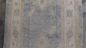 8 X 12 Blue Rug 8×12 Blue Vintage Oushak area Rug