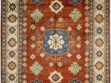 """8 X 14 area Rug southwestern Hand Knotted area Rug 9 8"""" X 14 0"""""""