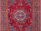 8 X 8 area Rugs Sale Red 8 X 11 Mashad Persian Rug Persian Rugs