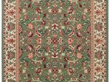 8×10 area Rugs Dining Room Traditional area Rugs for Living Room 8×10 Green Rugs