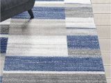 8×10 Blue and Gray Rug Details About Rugs area Rugs Carpets 8×10 Rug Grey Big Modern Large Floor Room Blue Cool Rugs
