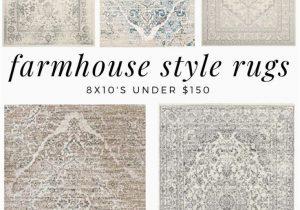 8×10 Farmhouse Style area Rugs Farmhouse Style Rugs Under $150 asiatischerezepte