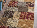 "8×10 Multi Color area Rugs Multi Color All Over Transitional area Rug 8×10 Carpet Actual 7 10"" X 10 3"""