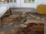 "8×10 Multi Color area Rugs Multi Color Floral Transitional area Rug 8×10 Carpet Actual 7 10"" X 10 3"""