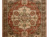 9 by 9 area Rugs Nourison Jaipur Ja36 Red 7 9