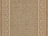 9 Foot Square area Rug Outdoor Collection area Rug Brown 6 X 9 Feet Perfect for Indoor & Outdoor Rugs Garden and Pool area Camping Picnic Carpet