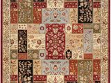 9 Ft X 12 Ft area Rug Lyndhurst Faris Multi Ivory 9 Ft X 12 Ft Indoor area Rug