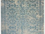 9×12 area Rugs Under $150 solo Rugs Williams Hand Knotted Wool area Rug Ivory Turquoise 9 X 12