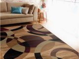 Abstract area Rug for Sale Shop Contemporary Modern Circles Multicolor Abstract area