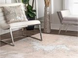 Abstract Loomed area Rug Nuloom Nuloom Cyn Abstract area Rug 5 Square Beige