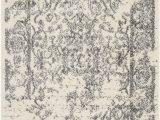 "Adirondack Ivory Silver area Rug Safavieh Adirondack Collection Adr101b oriental Vintage Distressed area Rug 2 6"" X 4 Ivory Silver"