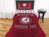 "Alabama Crimson Tide area Rug Ncaa Alabama Crimson Tide ""affiliation"" Twin or Xl forter Set Walmart"