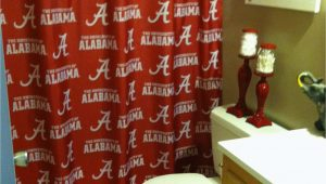 Alabama Crimson Tide Bathroom Rug Set Alabama Bathroom for Football Season Roll Tide