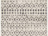 Aleyna Gray Ivory area Rug Tamika Light Gray Charcoal area Rug