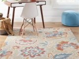 Allen Roth area Rugs at Lowes Allen Roth Milano 8 X 10 Multi Color Indoor Outdoor Floral Botanical Tropical Handcrafted area Rug