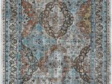 Amazon area Rugs 8×10 Blue Amazon Lr Home Bright Tabriz area Rug 8 X 10 Blue