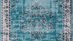 Amazon area Rugs 8×10 Blue Amazon Rugs Lucerne Collection area Rug – 8×10 Blue