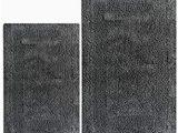 Amazon Bathroom Rugs Gray Amazon Com Chardin Home 2 Piece Arizona Reversible Bath