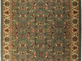 Amazon Prime Large area Rugs Traditional area Rug Medallion Green Rugs for Living Room 8×10 Under 100