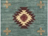 American Home Furniture area Rugs Rizzy Home southwest Hand Tufted area Rug 12 X 15 Grey & Blue