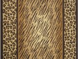 Animal Print area Rug 5×7 5×7 La Rugs Gold Animal Print Bordered Spotted area Rug 831 X88 N Aprx 5 X 7