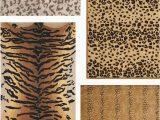 Animal Print Bath Rugs Smart Design Animal Print Rugs Emily A Clark