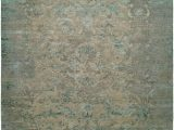 Ann and Hope area Rugs Famous Maker Vista Vintage Aqua area Rug In 2020