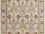 Ann and Hope area Rugs Henriksen Hand Tufted Ivory Burgundy area Rug