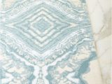 Aqua Colored Bath Rugs Abyss & Habidecor Geode Bath Rug