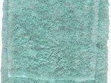 Aqua Colored Bath Rugs Amazon Victoria Classics 2 Pc Blue Bath Mat Rug Set
