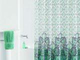 Aqua Colored Bathroom Rugs Mainstays Pandora Damask 15 Piece Shower Curtain and Bath Rug Set Walmart