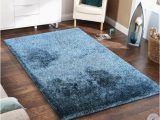 Area Rug for Blue Couch Fuzzy Shaggy Blue Large area Rug From Amazing Rugs
