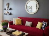 Area Rug for Red Couch 10 Ideas that Will Make You Fall In Love with A Red sofa 10