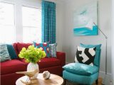 Area Rug for Red Couch House Of Turquoise
