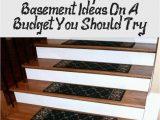 Area Rug for Unfinished Basement Unfinished Basement Ideas Smallunfinishedbasementideas