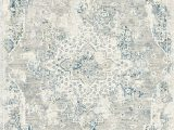 Area Rug Grey Blue Dynamic Quartz 195 Ivory Grey Blue area Rug