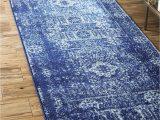 Area Rug Royal Blue Royal Blue 2 2 X 6 Heritage Runner Rug