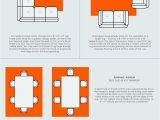 Area Rug Rules Of Thumb Rug Size Guide for Living Rooms Dining Rooms & Bedrooms