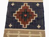 Area Rug Sets Home Décor Amazon Indian Hand Woven Kilim Rug 2×3 Reversible Jute