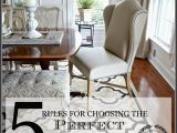 Area Rug Size for Dining Room Table 5 Rules for Choosing the Perfect Dining Room Rug Stonegable