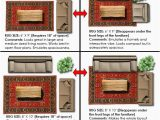 Area Rug Size for Sectional sofa Standard Rug Sizes Guide Chart & Mon Parisons