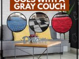 Area Rug to Go with Gray Couch What Color Rug Goes with A Gray Couch Home Decor Bliss