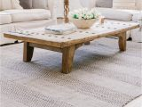 Area Rug Under Coffee Table Only Design Trend Layered Rugs — Farmhouse Living