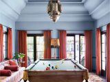 Area Rug Under Pool Table 30 Epic Game Room Ideas How to Design A Home Entertainment