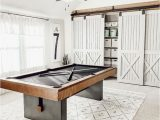 Area Rug Under Pool Table What A Stylish Pool Table and Rug 👌 Designed by