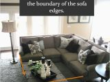 Area Rug with Sectional Couch Design Guide How to Style A Sectional sofa