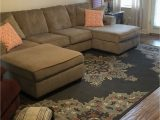 Area Rug with Sectional Couch Roseglen area Rug
