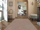Area Rugs 10 Feet by 12 Feet Square 12 X12 Indoor area Rug Oyster Bay 32oz Plush Textured Carpet for Residential or Mercial Use with Premium Bound Polyester Edges