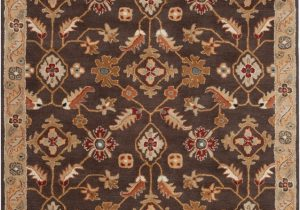 Area Rugs 10 X 14 Lowes Surya Caesar Traditional area Rug 10 Ft X 14 Ft Rectangular Dark Brown