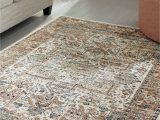 Area Rugs 30 X 45 Jirair Tan Blue Rust Medium area Rug by ashley Furniture